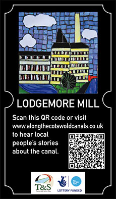 Lodgemore Mill Panel